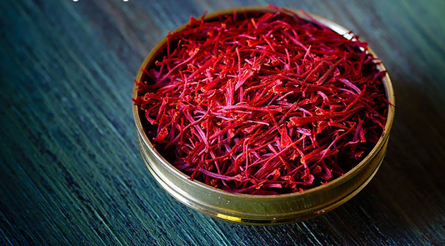 Saffron export rules